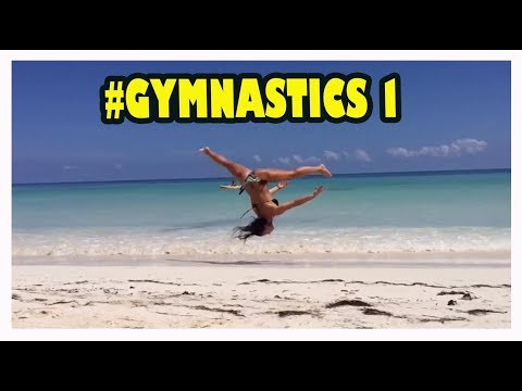 Gymnastics and Flexibility Tik Tok & Musical.ly Compilation of 2018 #1