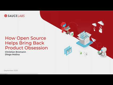 How Open Source Helps Bring Back Product Obsession Related YouTube Video