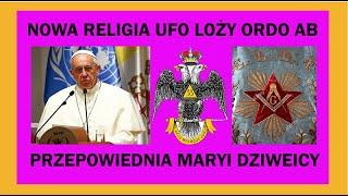 Nowa ogólnoplanetarna religia ufonautyczna pod przewodem Watykanu w ramach hodowli istot hoirous