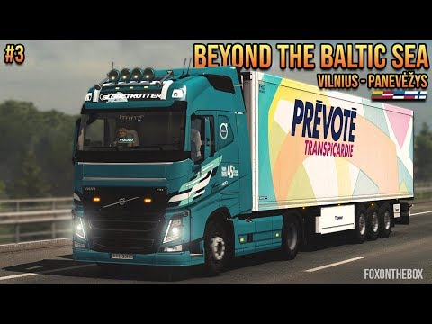 Steam Community :: Video :: ETS2 Beyond The Baltic Sea DLC
