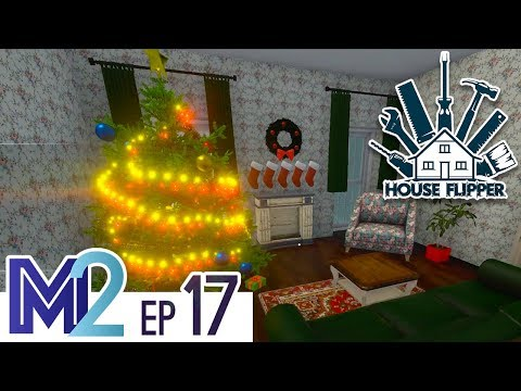 House Flipper Game Ep 17 - Home Alone House