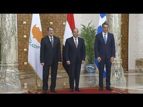 Στο Κάιρο ο πρωθυπουργός για την 7η Τριμερή Σύνοδο Αιγύπτου – Ελλάδας – Κύπρου