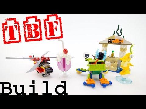 Vidéo LEGO Classic 10403 : Les jeux du monde entier