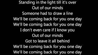 [NEW] Calvin Harris ft. Example - We'll Be Coming Back (Lyrics on Screen).wmv