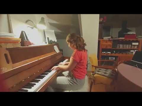 Vidéo - Classe de Piano I