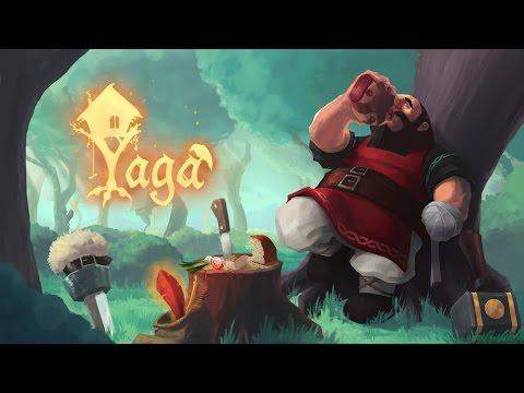 Yaga - The Roleplaying Folktale thumbnail