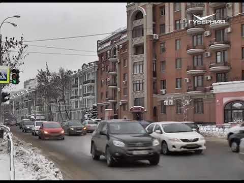 С 1 апреля в Самарской области ограничат движение грузовиков