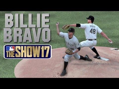 MLB The Show 17 Billie Bravo RTTS (SP) - EP61 MLB 17 Debut & Duel vs Kershaw