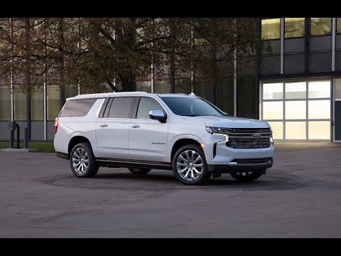 External Review Video SWT050-lwPE for Chevrolet Tahoe & Suburban SUV (5th Gen)