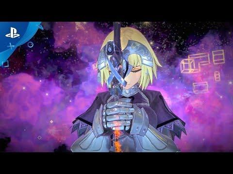 Fate/Extella LINK - Launch Date Announcement Trailer | PS4 thumbnail