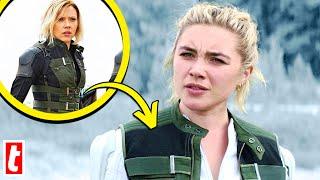 15 Marvel Hidden References In Black Widow