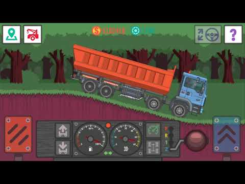 GAME BEST TRUCKER LITE TRANSFERRING COAL TO A POWER PLANT