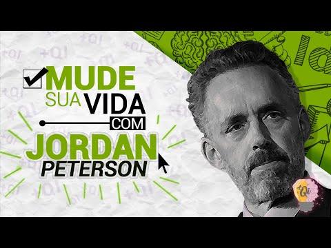 5 Regras para VIDA Jordan Peterson | Filosofia de Vida
