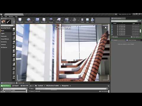 UE4 Full ArchViz Project Step By Step Tutorial DOWNLOAD!! - giovanni