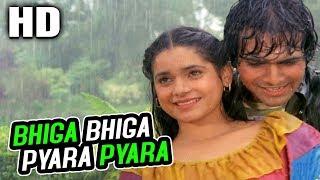 Bhiga Bhiga Pyara Pyara | Amit Kumar, Asha   - YouTube