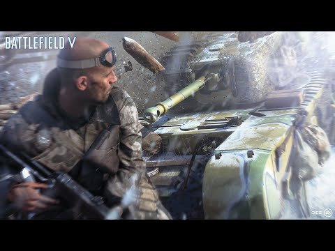 Battlefield 5 Official Multiplayer Trailer thumbnail