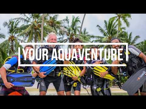 Scuba Diving Maldives - Aquaventure Addu Atoll