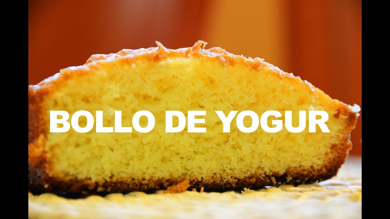 BOLLO DE YOGUR