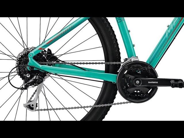 Видео Велосипед Merida BIG.SEVEN 100 27.5 glossy blue-red
