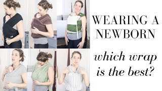 What Is The Best Baby Carrier
