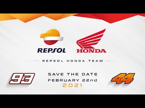 レプソルホンダがMotoGP2021年のチーム体制を発表新型RC213Vも登場