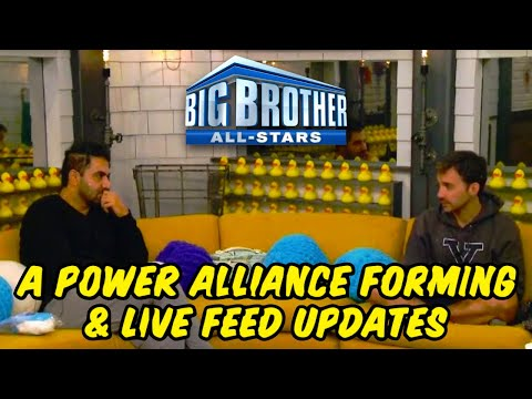 Big Brother 22: A Power Alliance Forming?- Day 5 Full Morning Update