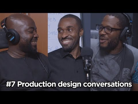 The industry Episode 7 | Production design conversations with Uche Nwaohiri