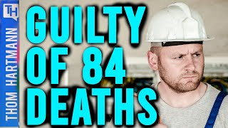 Why Isn't PG& E Getting The Death Penalty?