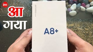 Samsung Galaxy A8 Plus Review in Hindi | By Ishan - Download this Video in MP3, M4A, WEBM, MP4, 3GP