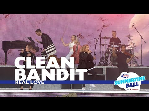 Clean Bandit - 'Real Love' (Live At Capital's Summertime Ball 2017)