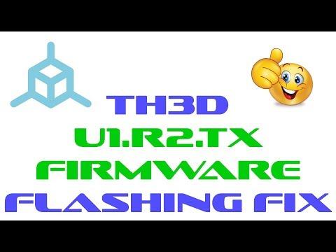 Flash TH3D Firmware on the Anet A8 - смотреть онлайн на Hah Life