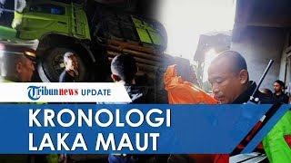 Kronologi Kecelakaan Maut di Sukabumi, Truk Tronton Rem Blong hingga Tabrak 3 Penghuni Rumah Toko