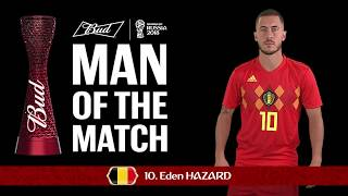 Eden Hazard - Man of the Match - MATCH 63