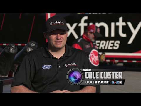 Cole Custer: 'It can always bite you' | GarageCam from Dover International Speedway