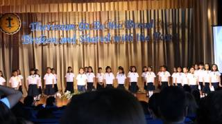 STC Grade 1 Recognition Day