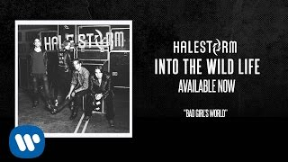 "Halestorm ""Bad Girl's World"" [Official Audio] - YouTube"