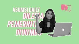 Dilema Pemerintah di UU MD3 - Asumsi Daily