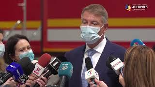 Iohannis, despre faptul că CCR a devansat judecarea sesizării Avocatului Poporului privind starea de alertă: E o premieră