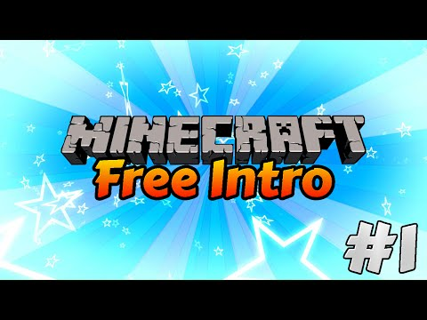 Free Minecraft Intro Template - Sony Vegas Minecraft Blog
