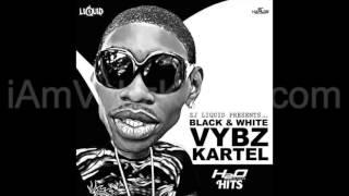 Vybz Kartel 'Black & White' (Zj Liquid) Coming SOON [January 2017]