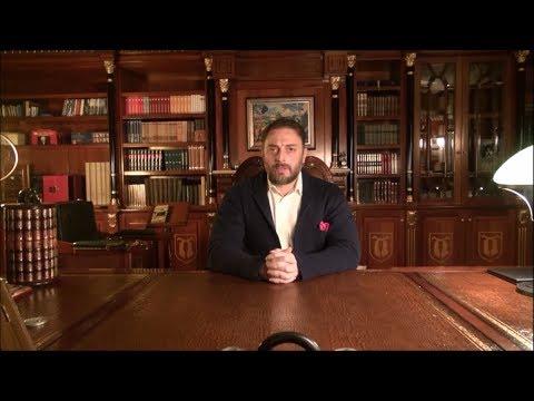 ლევან ვასაძე: ტელემიმართვა #7 - ერის პასიონარიზმი (04.01.2018)