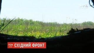 Двоє українських військових зазнали поранень на східному фронті