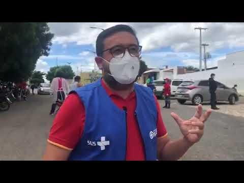 """Programa a """"Hora de Cuidar"""" na cidade de Apodi"""