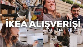 IKEA ALIŞVERİŞİ | HAYAT SORGULATAN BİR DENEYİM, GÖKHAN'LA YIPRANDIK