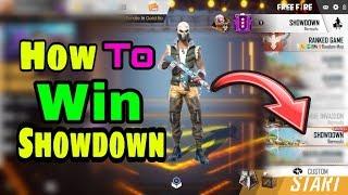 Showdown Mode Tips || Garena Free Fire || Desi Gamers