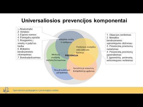 Vazokonstrikciniai vaistai nuo hipertenzijos