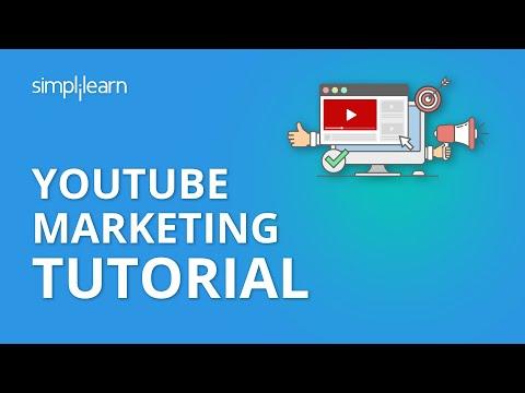 YouTube Marketing Tutorial   YouTube Marketing Tips   Digital Marketing Tutorial   Simplilearn