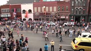 Nashville Flashmob 2011 / Beat It On Broadway