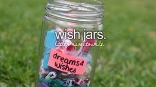 Dream/ Wish Jars!