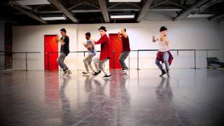 Usher 'Twork It Out' Choreography by Jerome Esplana